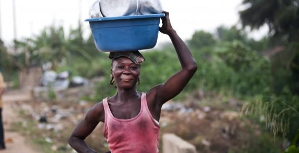 Work in Ghana